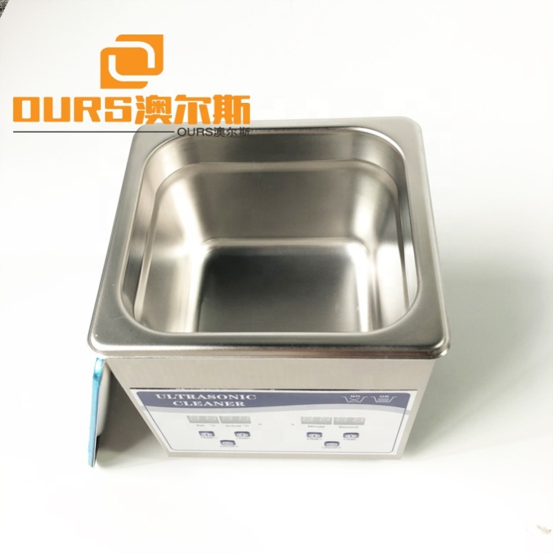 1.3L Table type Ultrasonic Cleaner Mechanical Wholesale Piezoelectric Transducer Ultrasonic Fruit and Vegetable Cleaner