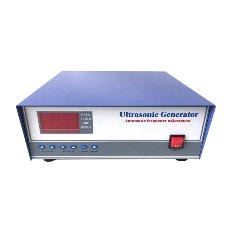 Automatic Frequency Control Ultrasonic Generator Factory,20-200K Ultrasonic Generator For Transducer