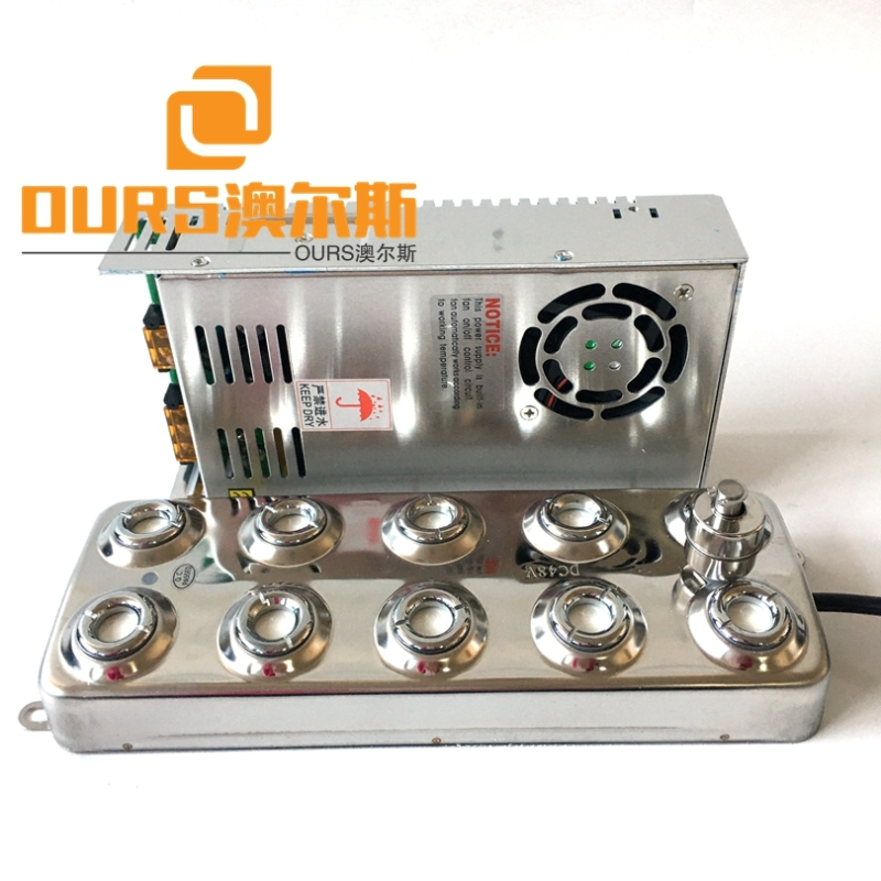 Factory Supply 10 Head Industrial Ultrasonic Mist Maker For Air Humidifty