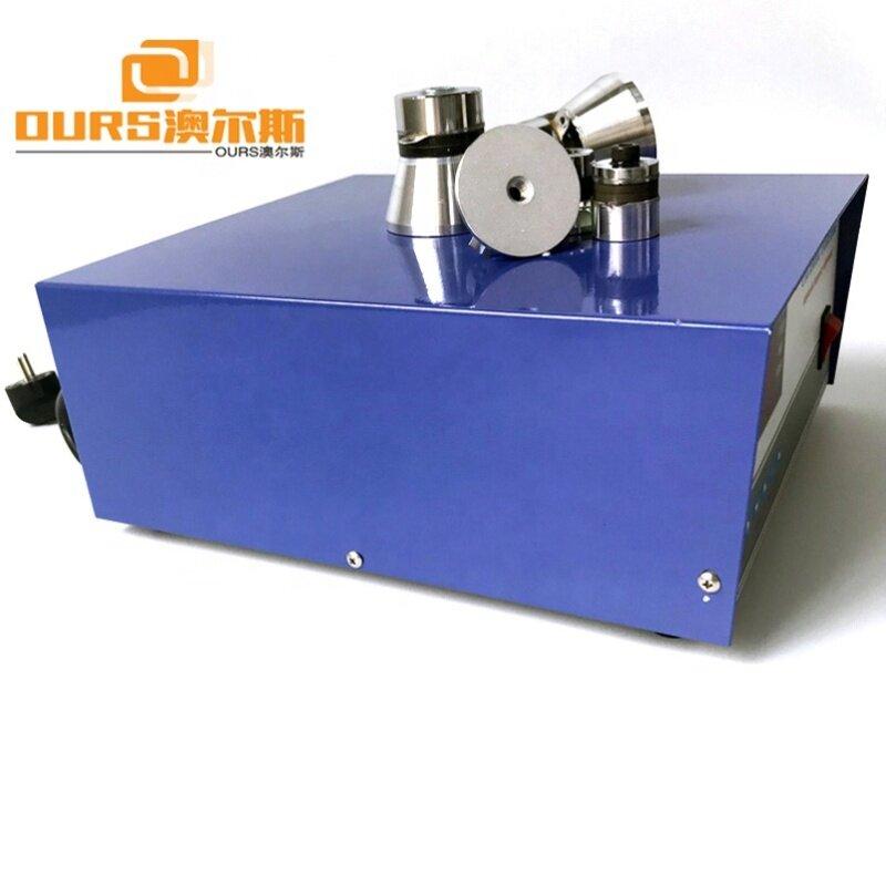 300W/600W/900W/1000W/1200W Ultrasonic Generator Power Supply Used In Immersible Ultrasonic Transducer Pack