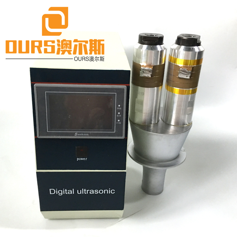15KHZ  Surgical masks Ultrasonic Welding generator For outer ear mask machines