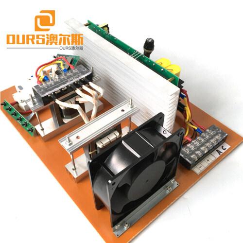 28KHZ1800W ultrasonic generator board with display board Used In Dishwasher