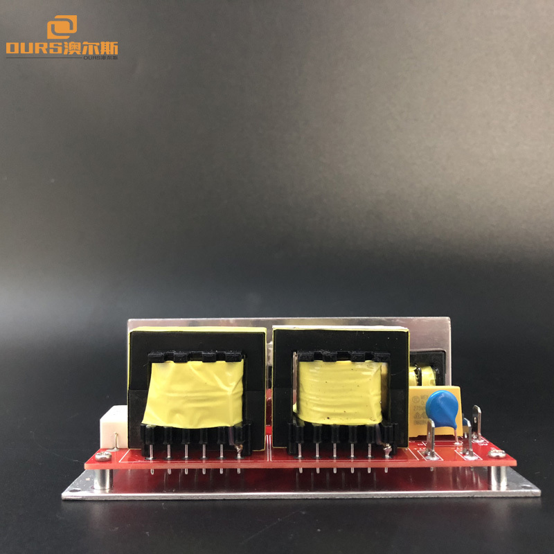 600W/40khz ultrasonic PCB Generator Circuit with Digital Panel for cleaning machine