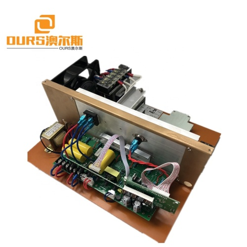 28khz/40khz ultrasonic cleaning transducer use mini ultrasonic signal generator pcb