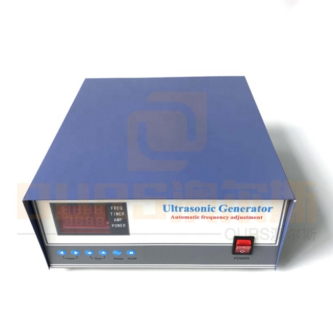Ultrasonic Cleaning Goods Supplier Made Ultrasonic Generator 40K 1200W Industrial Cleaning Machine Power Generator
