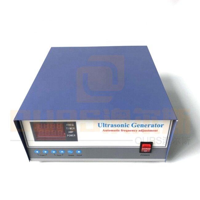 Ultrasonic Cleaning Goods Supplier Made Ultrasonic Generator 40K 1200W Industrial Cleaning Machine Power Generator