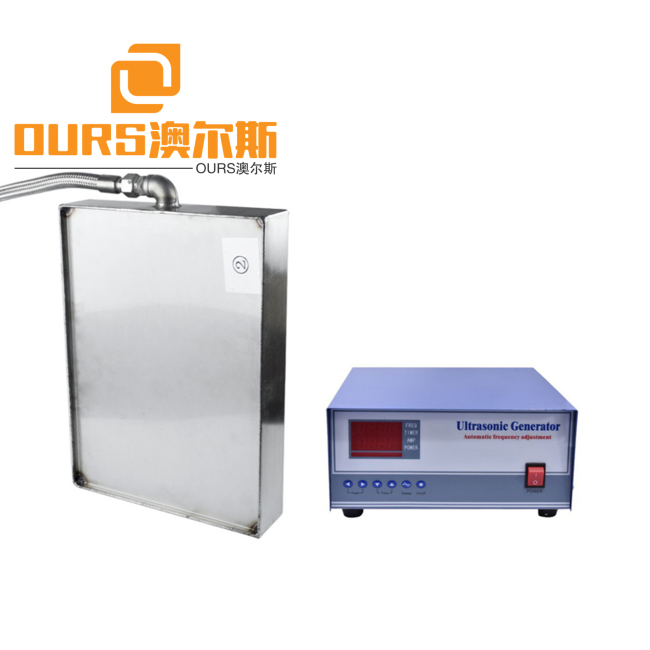 1000W Customized Submersible Ultrasonic Cleaner For Industrial cleaning from China manufacturer