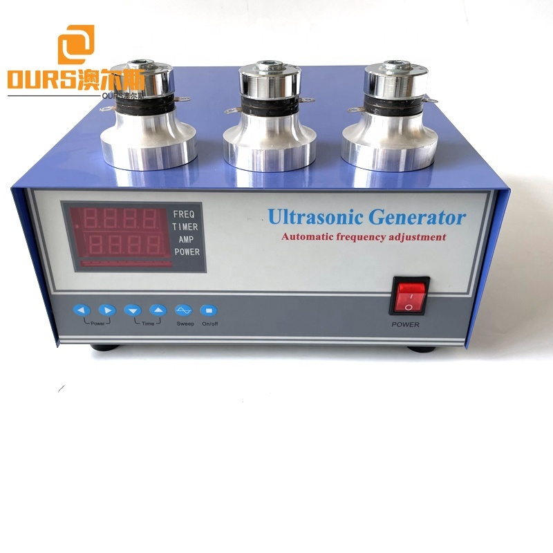 Voltage 110V 220V 1500W Cleaning Industry Ultrasonic Generator Kits As Automobile Shops Cleaner Tank Engine