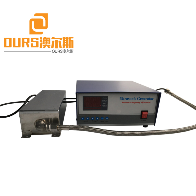 1000W High Frequency Ultrasonic Generators Immersible Vibration Pates For  Ultrasonic Tank