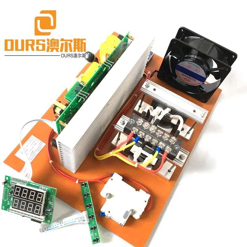 1200W 28KHZ/40KHZ High Quality China Ultrasonic Generator PCB For Ultrasonic Industrial Washing Machines
