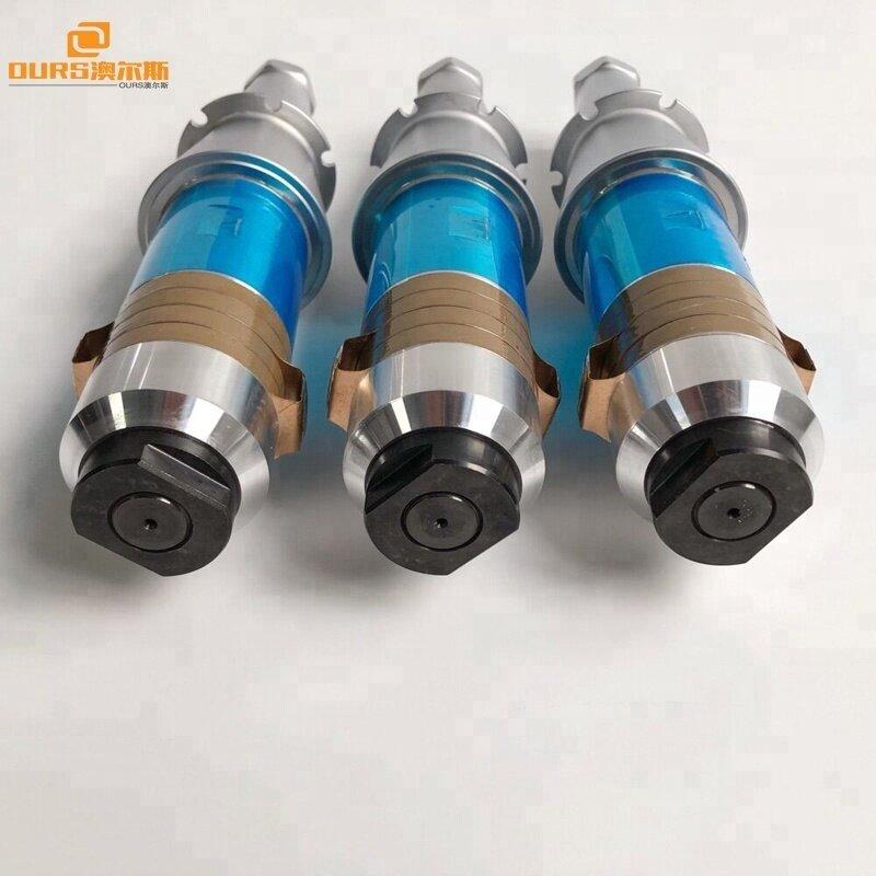 20khz ultrasonic welder for ultrasonic fabric welding machine spot welding machine urltrasonic powder vibration