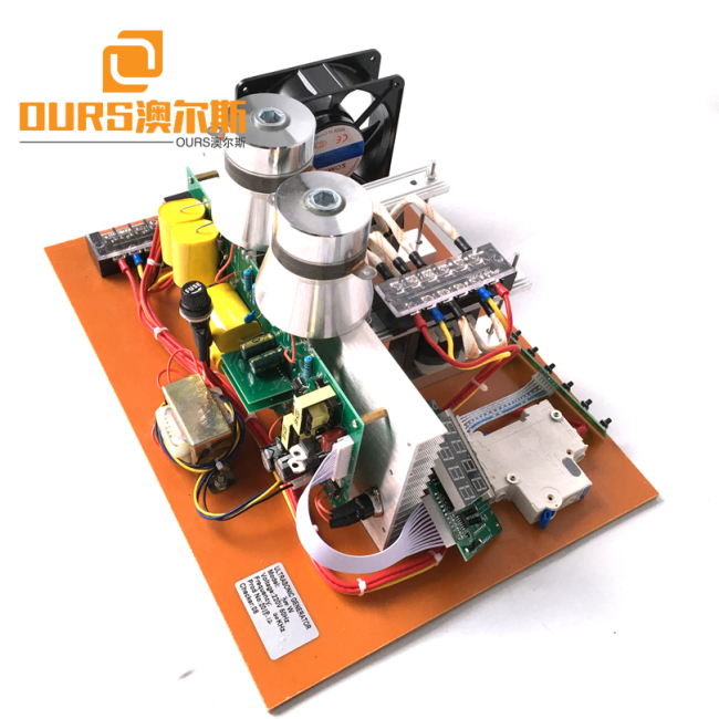 28KHz/40KHz 2700W high power ultrasonic generator pcb driver circuit board For Industry Cleaning Machine