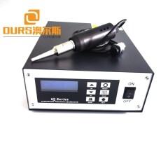 35khz Hand Welder Ultrasonic Assembly Spot Welding For Seamless Shoes