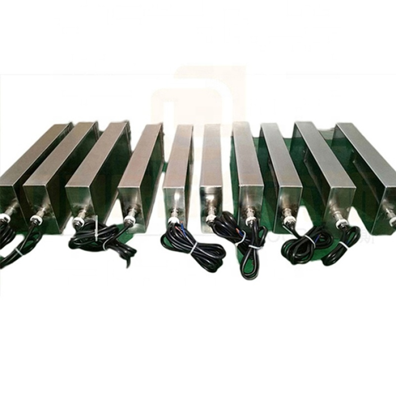 Multi Frequency 25K/40K/80K Waterproof Ultrasonic Industry Cleaner Immersible Transducer Board With Ultrasonic Generator