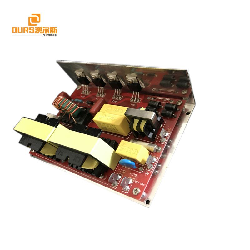 100W Ultrasonic Generator PCB circuit board used in ultrasonic cleaner and ultrasonic cleaning equipment