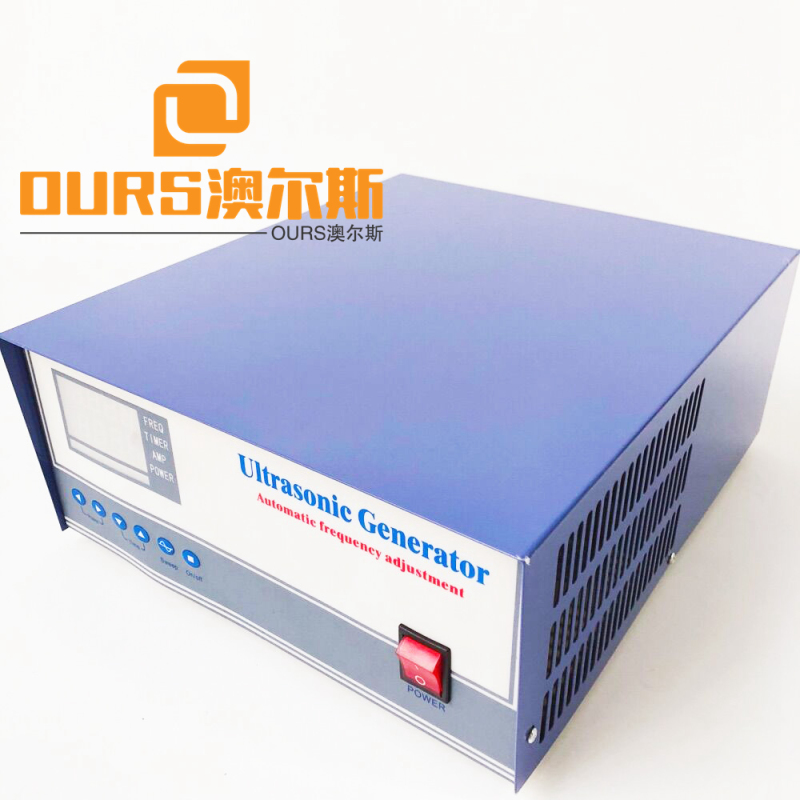 1200W 28KHZ sweep frequency ultrasonic generator for bath