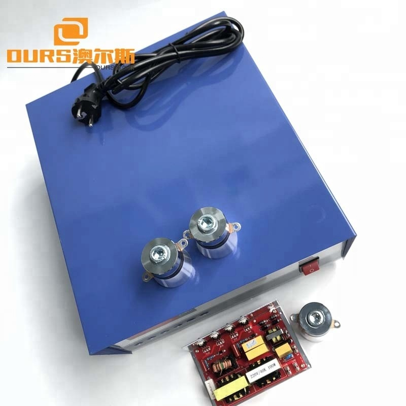 1500w  frequency is adjustable ultrasonic cleaning generator  with high power