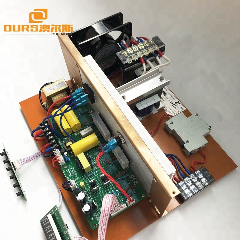 1500W 2000W3000W High Power PCB Ultrasonic generator vibration driver cleaning transducer cleaner part piezoelectric transducer