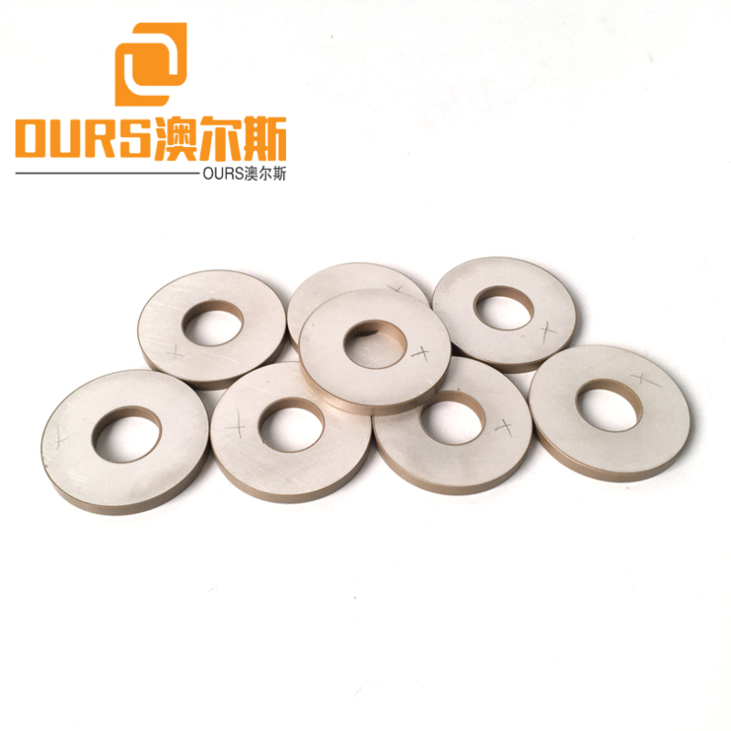 50X20X5mm PZT81 Piezoelectric Element Piezo Ceramic Ring