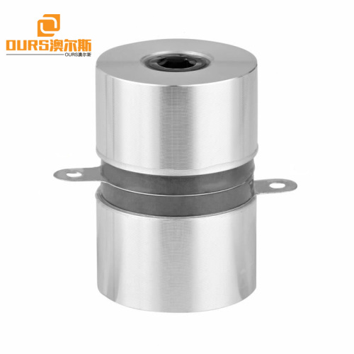 120KHz/60W Ultrasonic Cleaning Transducer 120KHz for piezoelectric cleaning machine