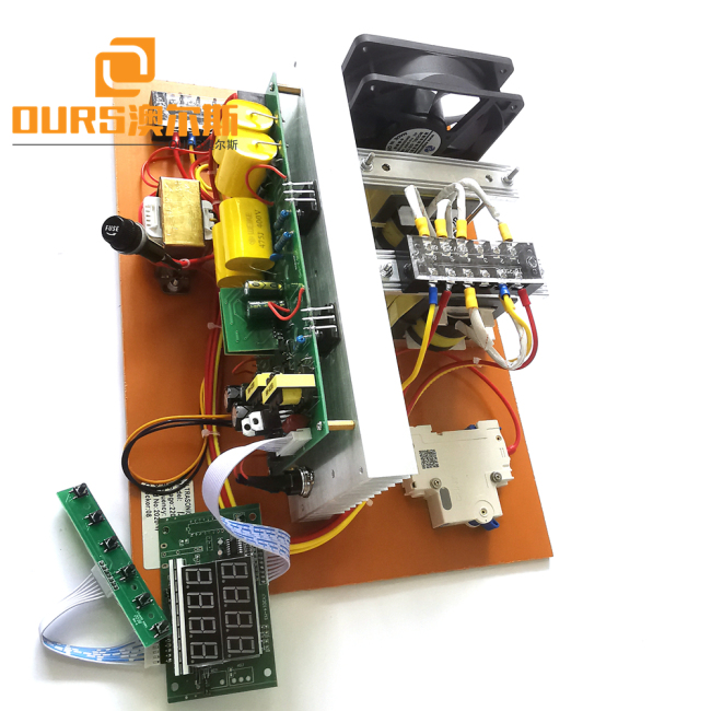 28khz 900W Ultrasonic Generator PCB Ultrasonic Power Suppy For Cleaning of Rotating Wing