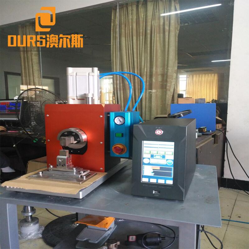 2000W 20KHZ High Efficient Ultrasonic Welding Of Plastic Battery Cases