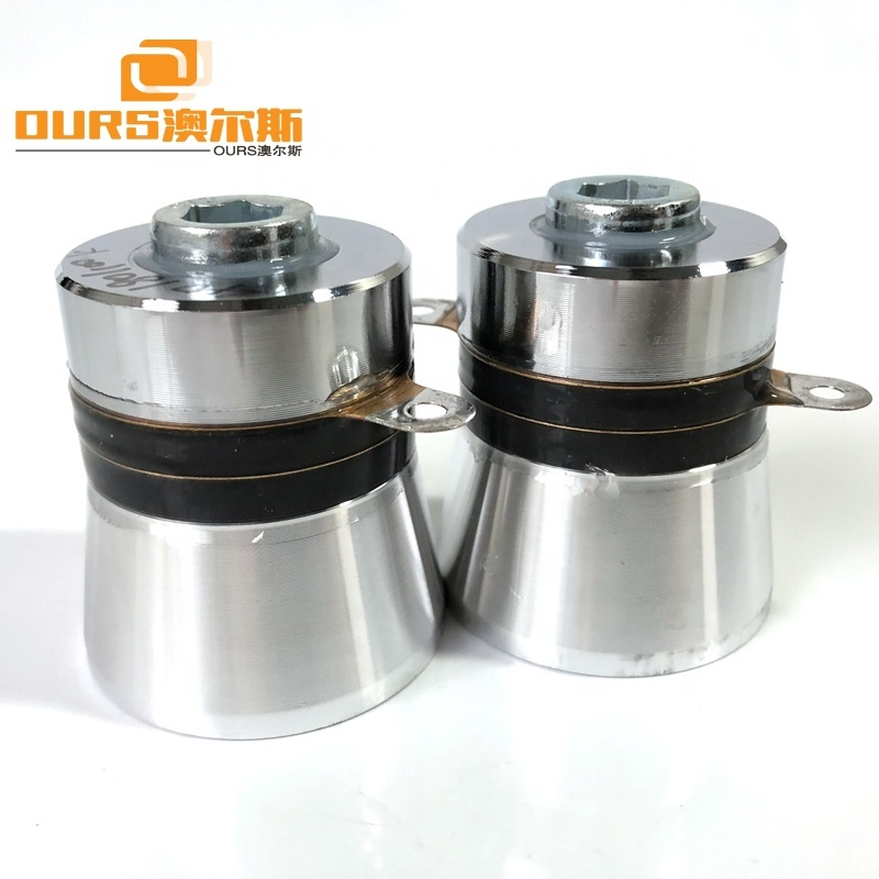 Ultrasonic Cleaner Parts 40KHz 60W Good Quality Ultrasonic Cleaning Transducer