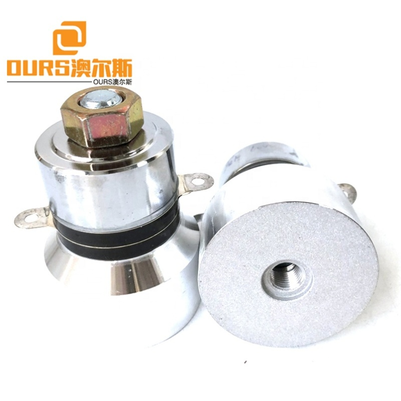 High Frequency 68KHZ/60W Ultrasonic Precision Washing Machine Vibrator/Converter/Transducer For Industrial Ultrasonic Cleaning