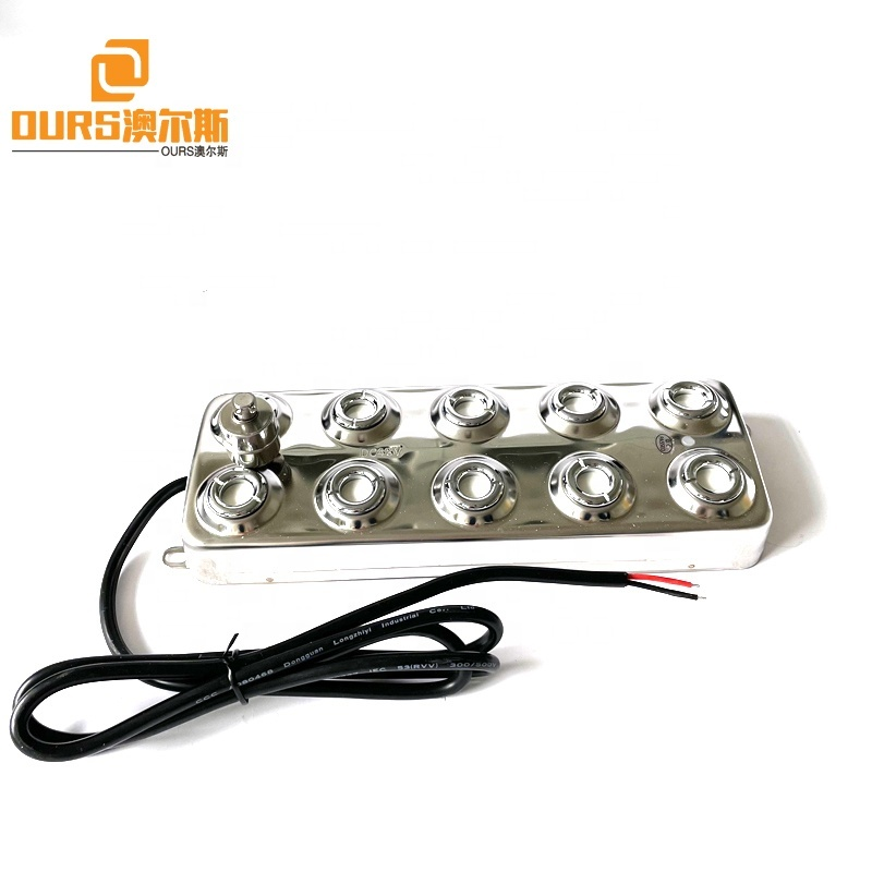 10Head  250W Hospital Ultrasonic Mist Maker Air Humidifier Ultrasonic Fogger Cool Mushroom