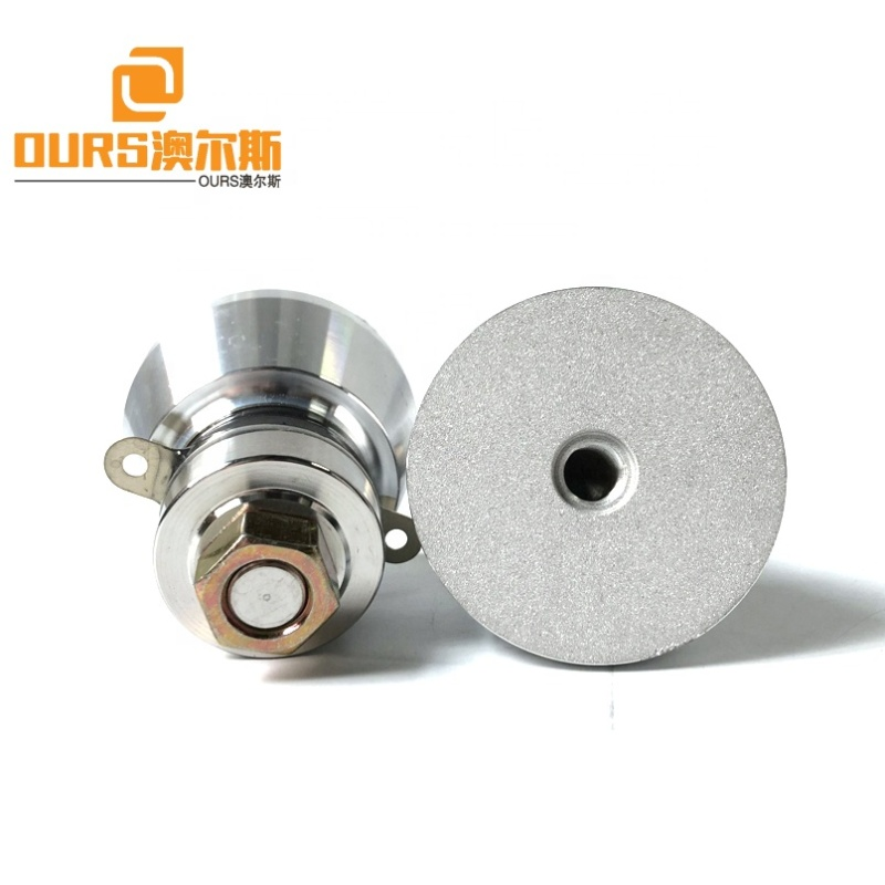 50W Pulse Wave Ultrasound Cleaning Sensor Probe Pzt4 Piezoceramic Ultrasonic Transducer/Vibrator 28K For Cleaner Tank