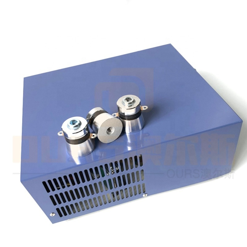 Factory Sales Digital Ultrasonic Generator 40KHZ 2400W Big Power Ultrasound Cleaning Generator With Power Control