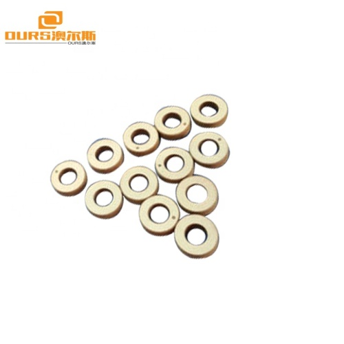 PZT-8 hot sale Piezo Ceramic ring for ultrasonic cleaning