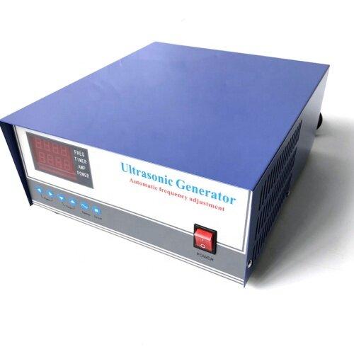 28K Ultrasonic Vibration Diesel Engine Drain Cleaning Machine Ultrasonic Cleaning Generator/Power Supply For Ultrasonic Washing