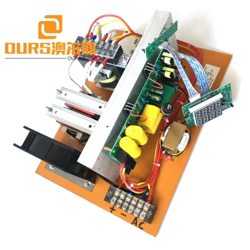 Factory Supply 300W-3000W 28KHZ Ultrasonic Generator PCB For Dishwasher Cleaning