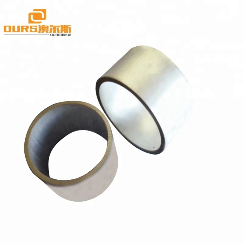 51*41*38mm Tube Piezoelectric Ceramic, Ultrasonic Piezo Ceramic (PZT) Tube Transducer Raw Material Type