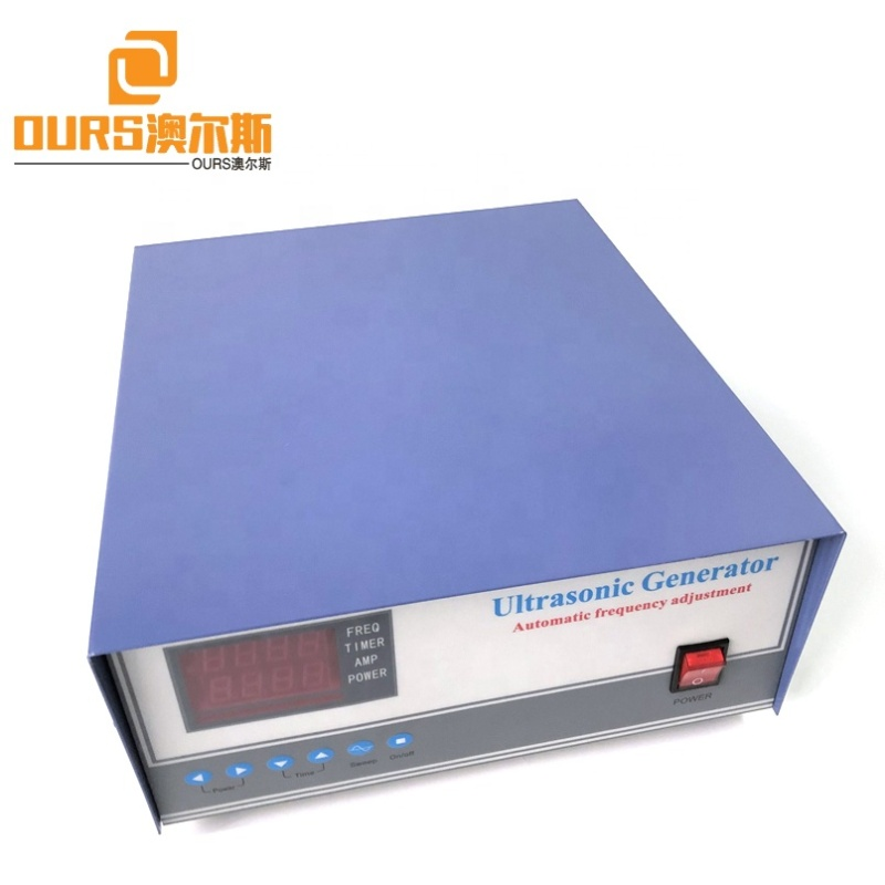 Low Cost Online Sale Cleaning Ultrasonic Generator Circuit Power Generator As Industrial Cleaner Driving Generator 1500W 220V AC