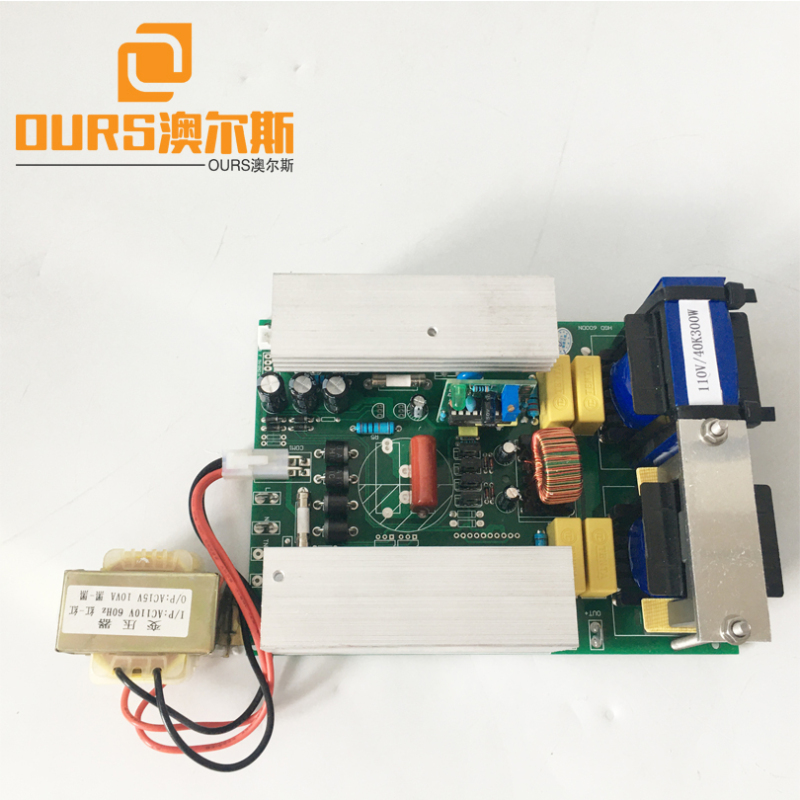 25KHZ/28KHZ 400W 110V Circuit for Driving Piezoelectric Transducers For Cleaning Plated Parts