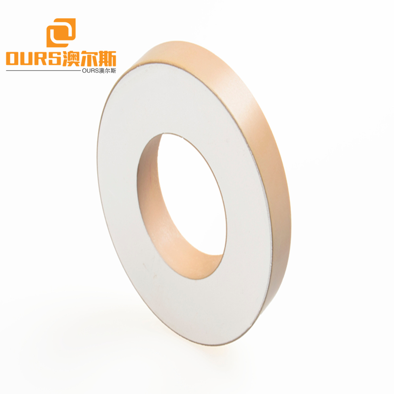 piezoelectric ceramic lead zirconate titanate p8 material piezoceramic 60x30x7mm