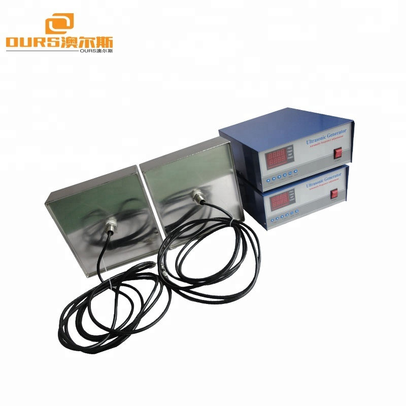1000W Ultrasonic Immersible Transducer Pack Different Frequency 1000w Ultrasonic Immersion Cleaning Transducer Pack