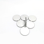 piezoelectric disc type element 3mhz Piezo Ceramic disc for Piezo Vibration Sensor and level Sensor pzt-4 and pzt-8 material
