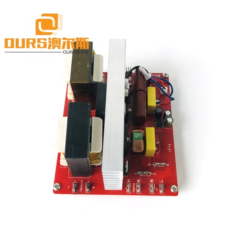 600W Ultrasonic generator PCB circuit board 20KHz/25KHz/28KHz/30KHz/ 33KHz/40KHz cleaning machine and Washing vegetables Use