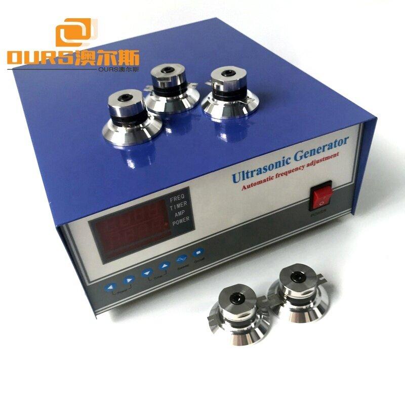 20KHz/25KHz/28KHz/33KHz/40KHz Single frequency ultrasonic power generator For Industry Parts Cleaner