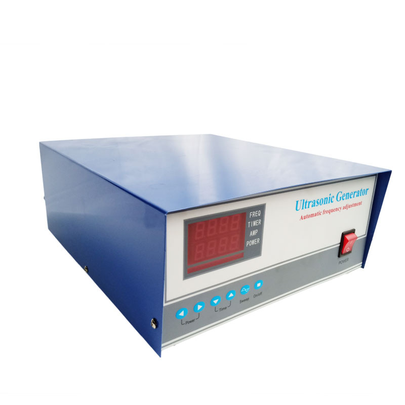 1000w ultrasonic generator Auto-frequency Scanning Degas and RS485 communication Optional 3A current 20khz-40khz Adjustable