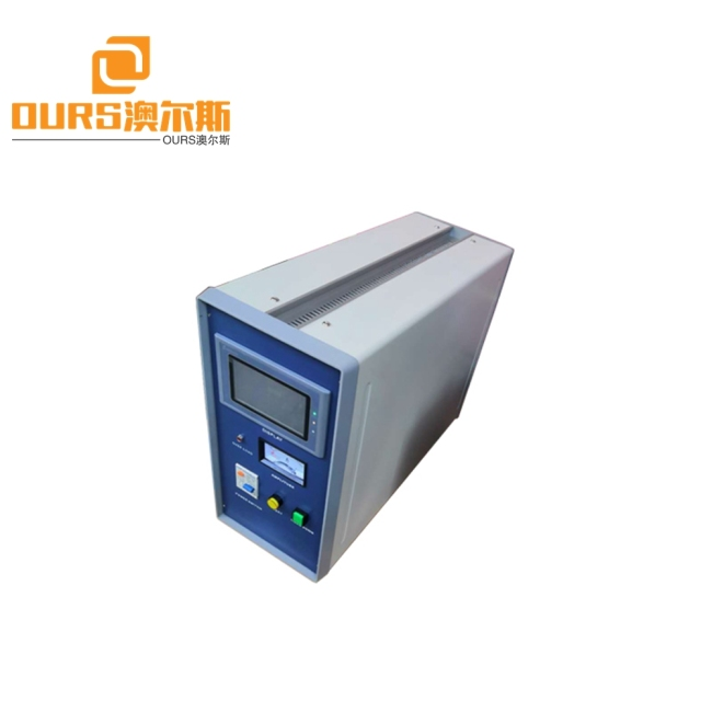 3200w Ultrasonic Spot Metal Welding Machine 15khz for Anode Copper Foil and Nickel Tab Welding