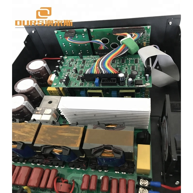 2600W 15KHZ ultrasonic powder vibration welding generator for plastic welding machine