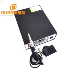 Auto Body Ultrasonic Welding Handheld Welder 28khz for Vehicle Bodies CE Approved