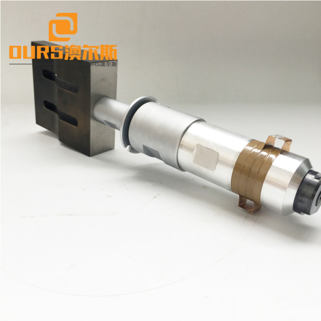 High stability Ultrasonic Transducer 20KHZ 1500W  High Power Welding Transducer