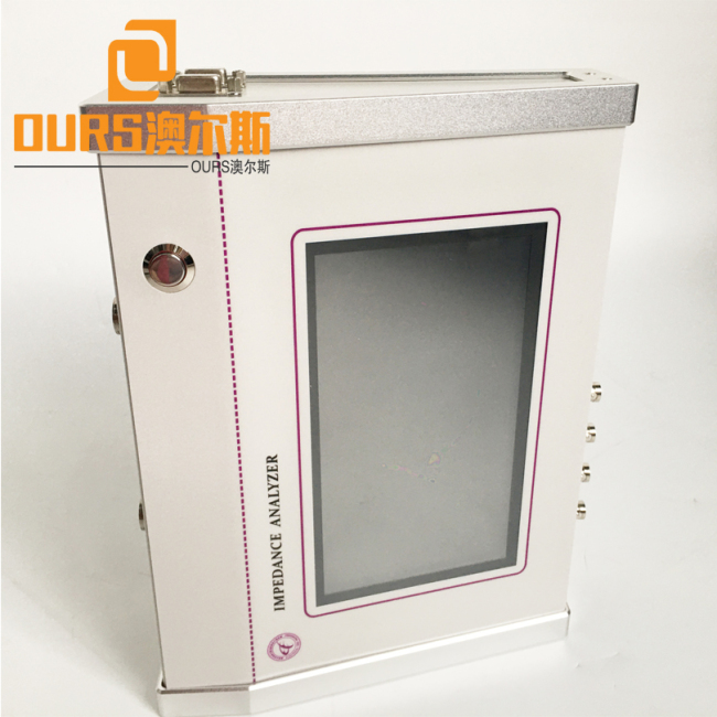 Ultrasonic Impedance Analyzer 5MHZ For Testing Piezoelectric And Ultrasonic Equipment