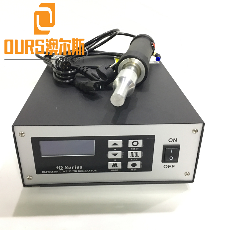 Factory Direct Sales Automobile 40KHz Ultrasonic Riveting Welder Equipment Hand Carried