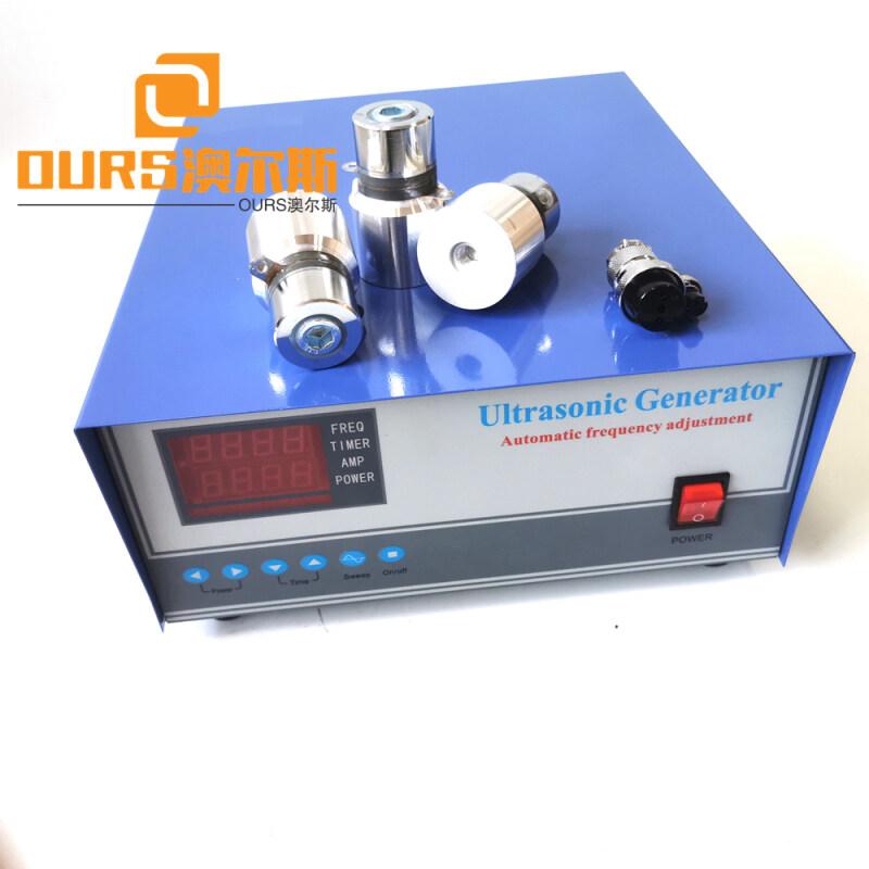 25khz 1800W 220v or 110v Ultrasonic Electrical Generator Specification Ultrasonic Generator Price In China